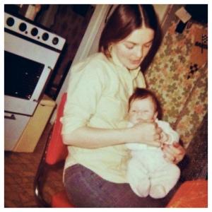 Mom & baby Raina