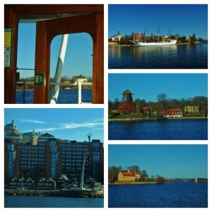 Stockholm Boat Cruise 2014