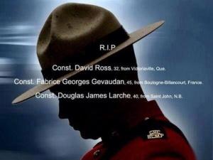 Fallen RCMP