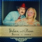 ...in a Photo Booth at a summer wedding!