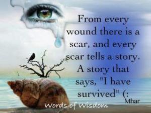 scar story