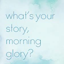 What's Your Story Morning Glory