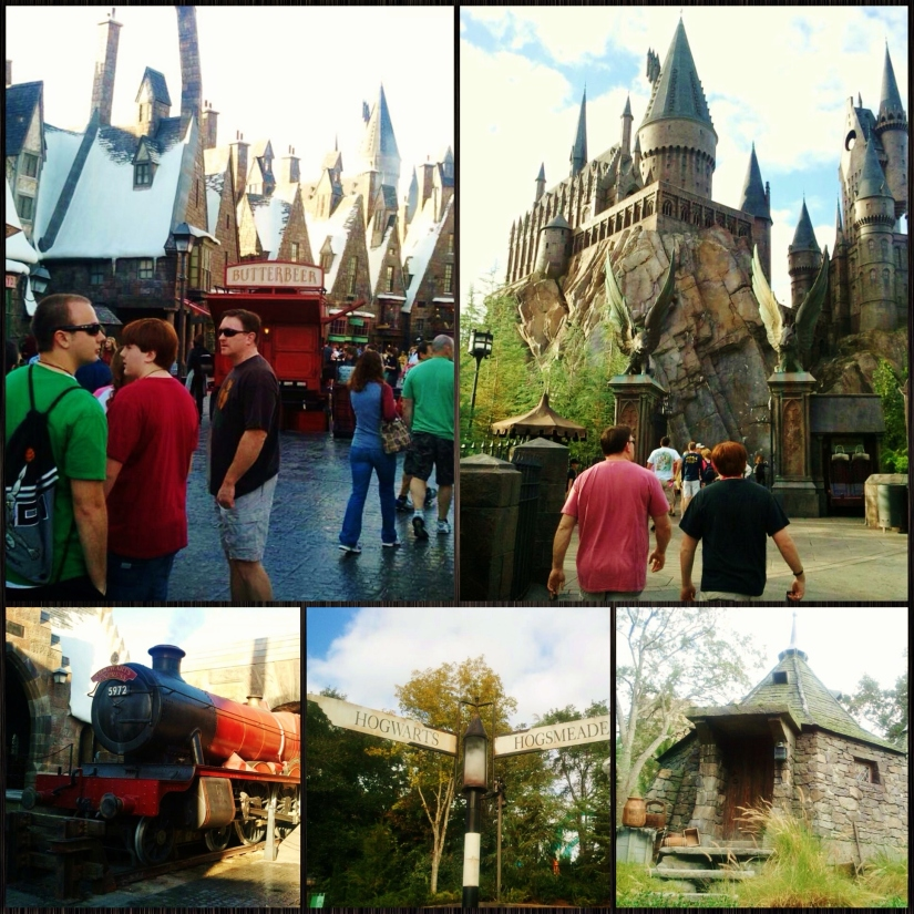 The Wizarding World of Harry Potter Universal Studios Florida