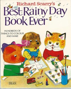RS Rainy Day Activity Book