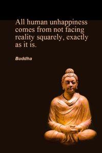 Buddha Squarely