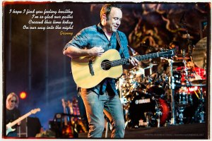 Dave Matthews of  'DMB' & my fave song of theirs...