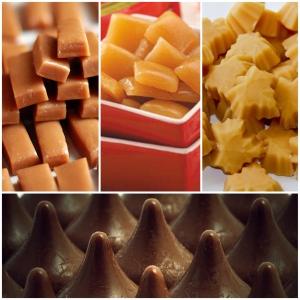 caramel, butterscotch & maple win!