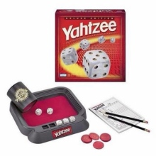 No more Yahtzee...I refuse!