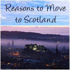 I will move to Scotland someday...I will