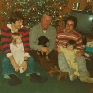 Dad & us 4