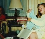 1991 babyshower