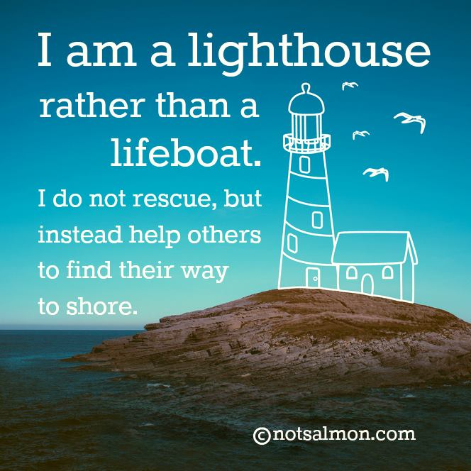 notsalmon Lighthouse