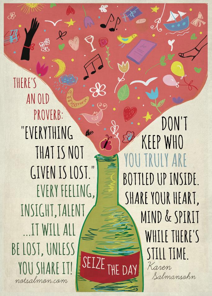 notsalmon Proverb