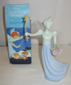 Avon Good Fairy Decanter