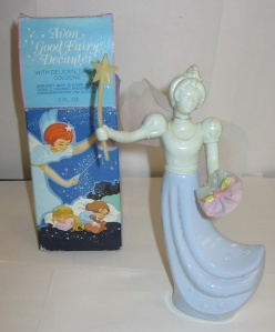 Avon Good Fairy Decanter
