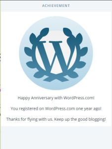Happy WordPress Anniversary