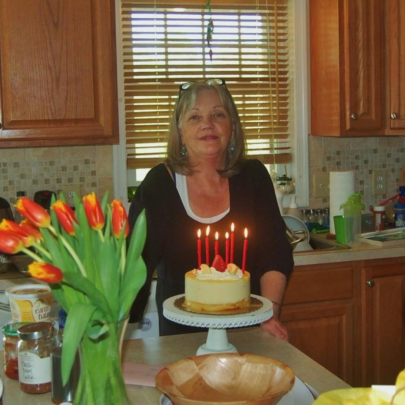 Mom bday 2013